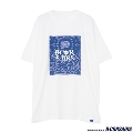 B-CORSAIRS Rectangle paisley TEE/全2色