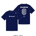 B-CORSAIRS 2020-21 Uniform Number Tee/全13色